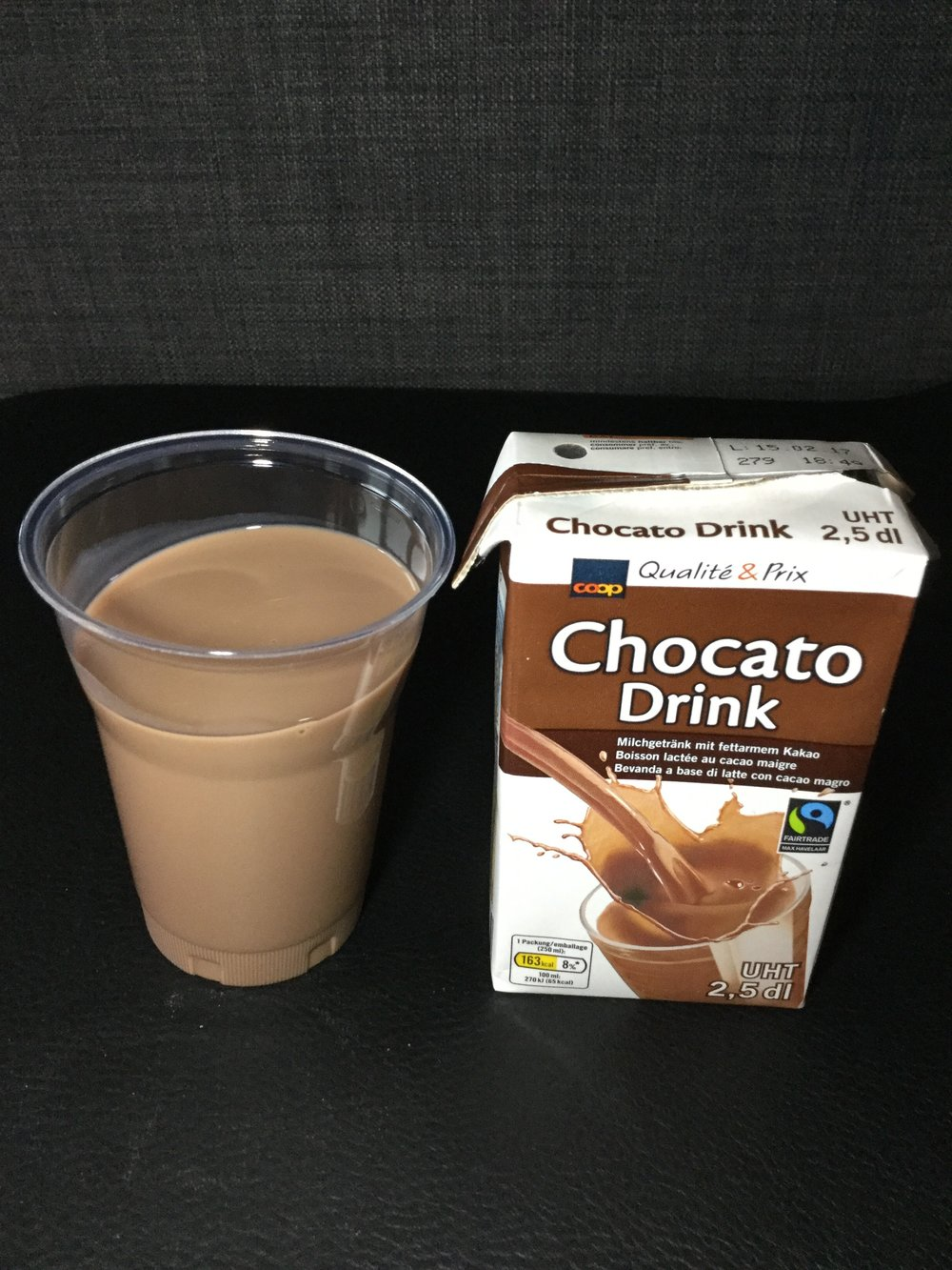Coop Chocato Drink Cup