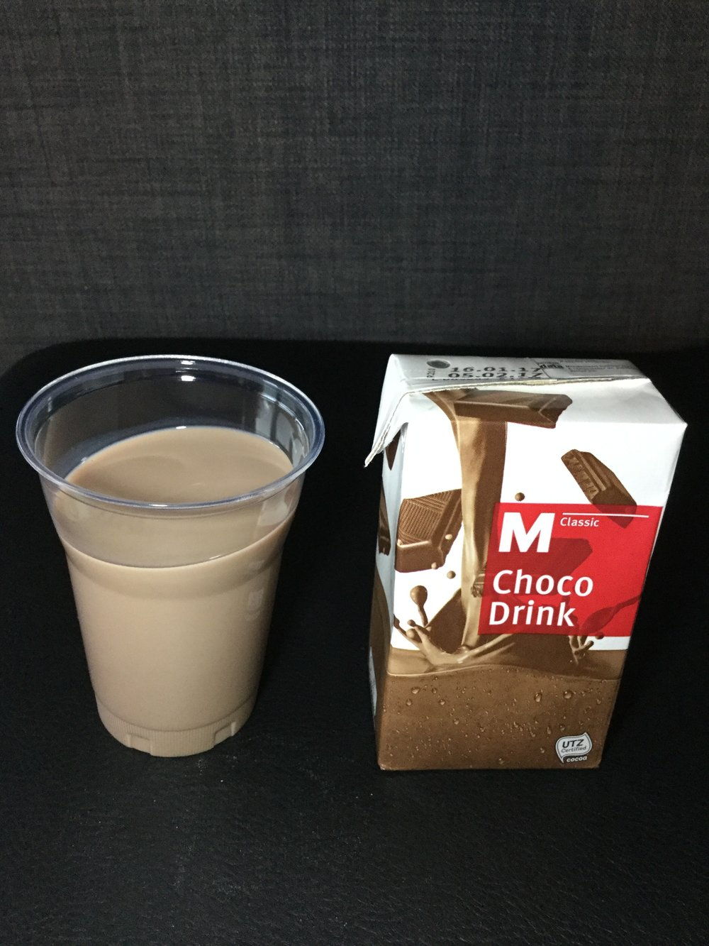 Migros Classic Choco Drink Cup
