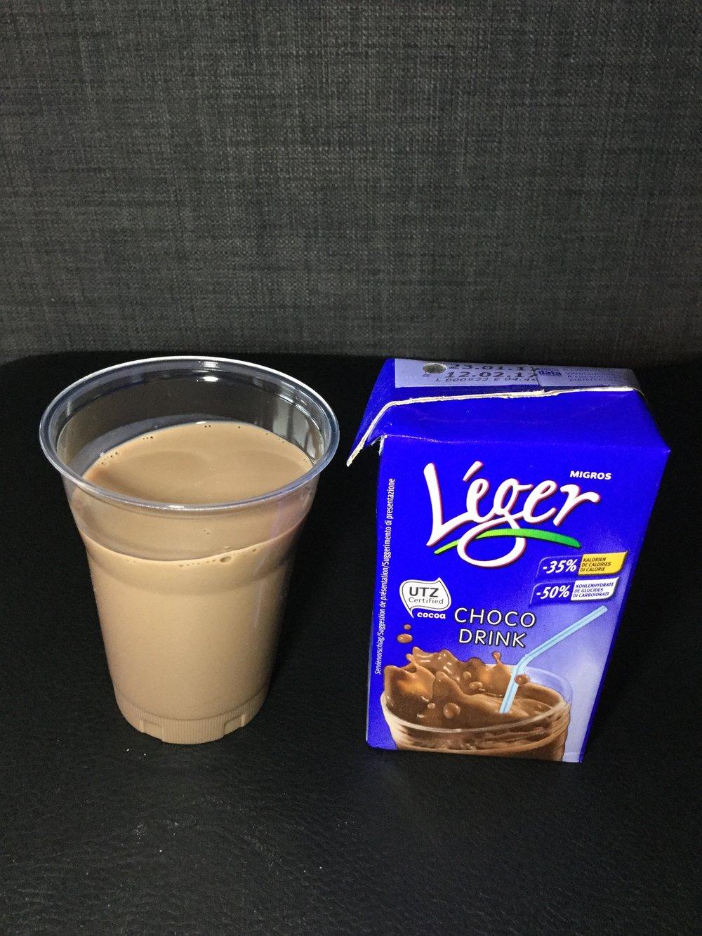 Migros Léger Choco Drink Cup