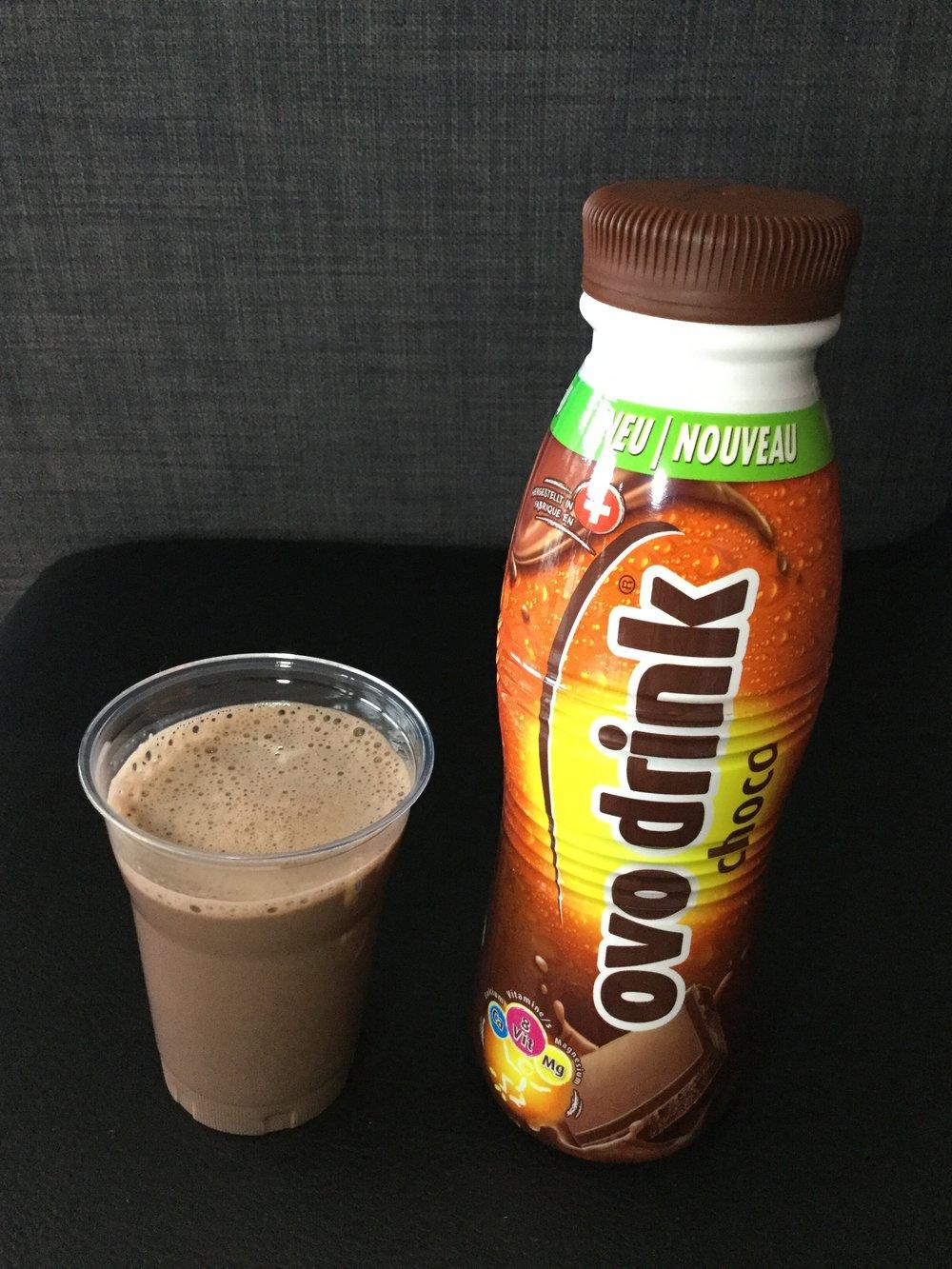 Ovo Drink Choco Cup