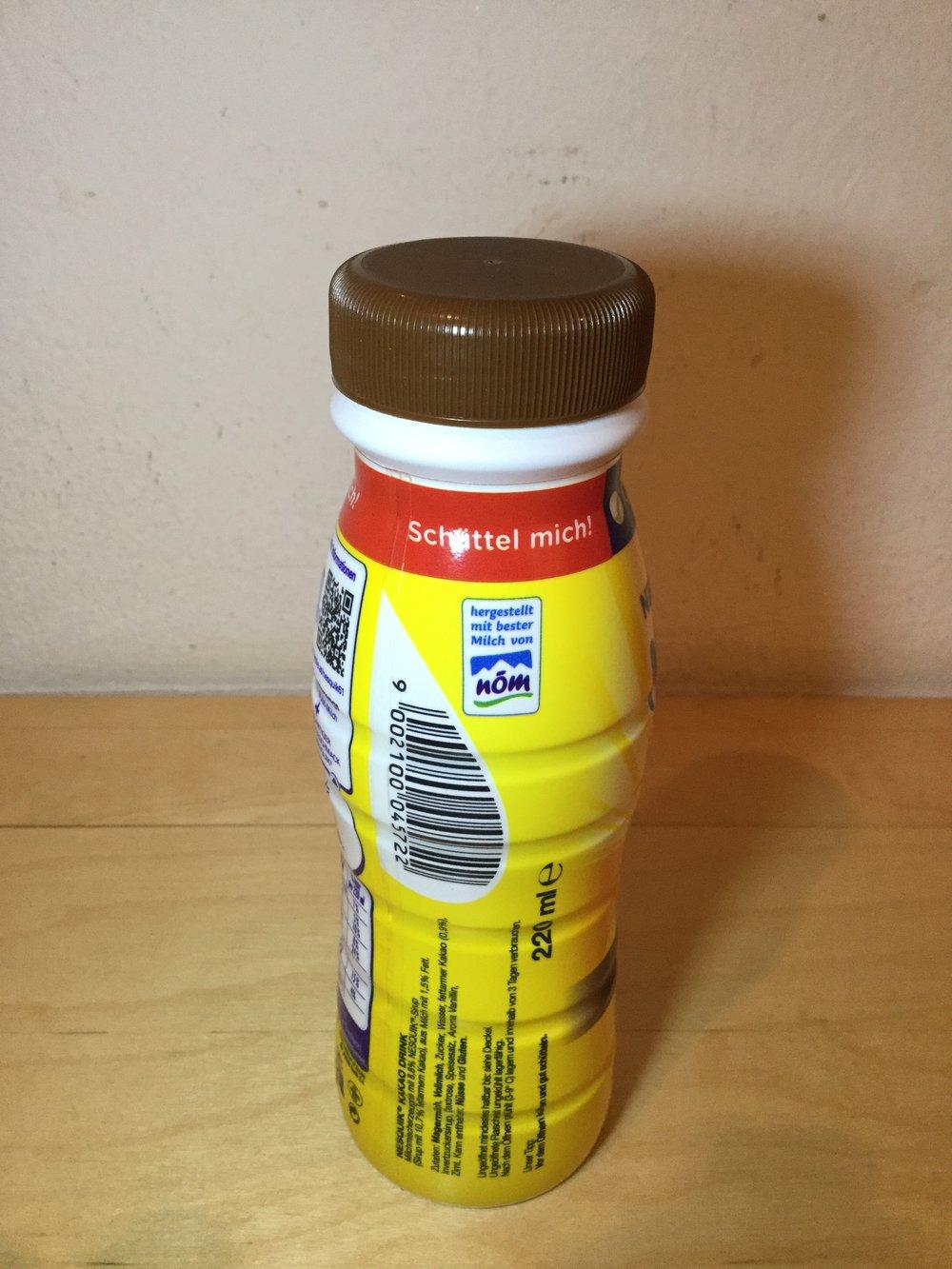 Nestle Nesquik Kakao Drink (Austria) Side 2