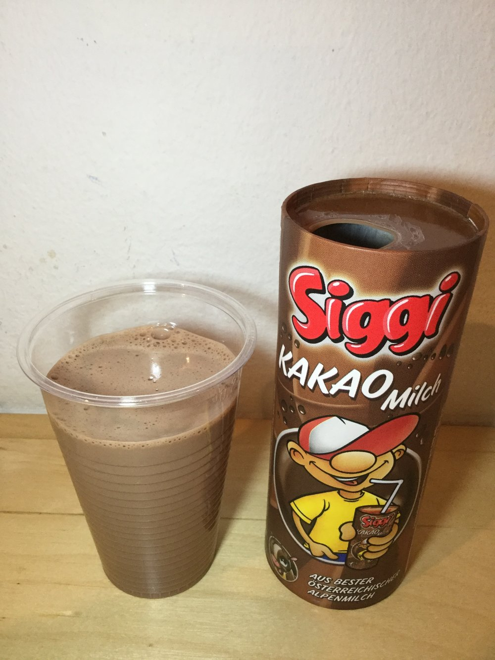 Siggi Kakao Milch Cup