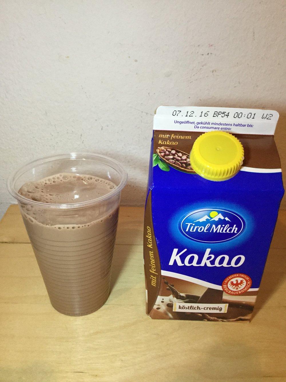 Tirol Milch Kakao Cup