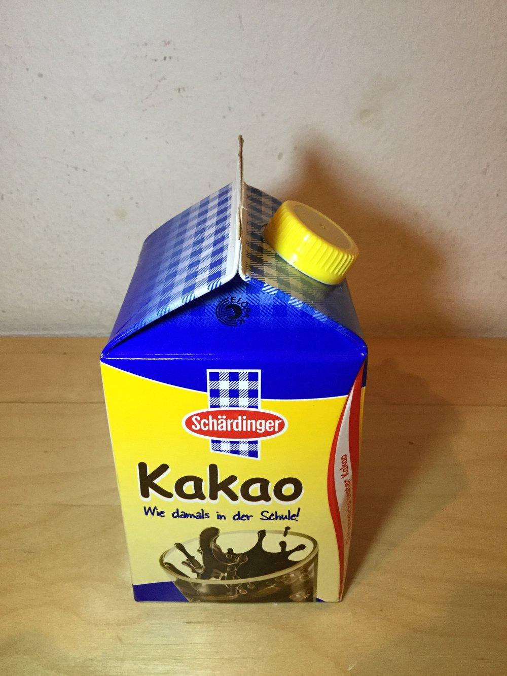 Schärdinger Kakao Side 2