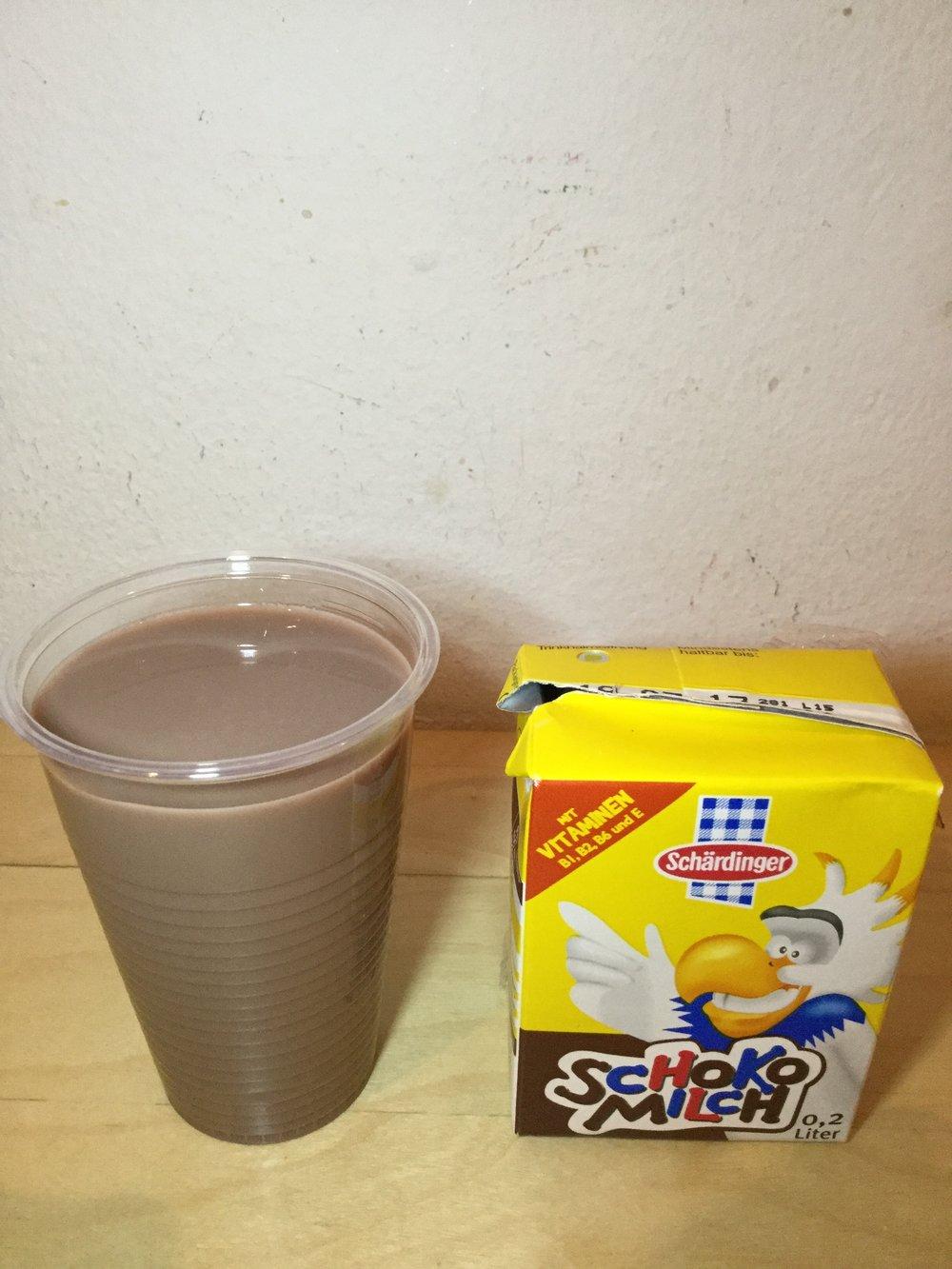 Schärdinger Schoko Milch Cup