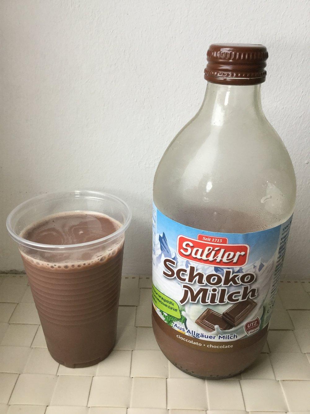 Saliter Schoko Milch Cup