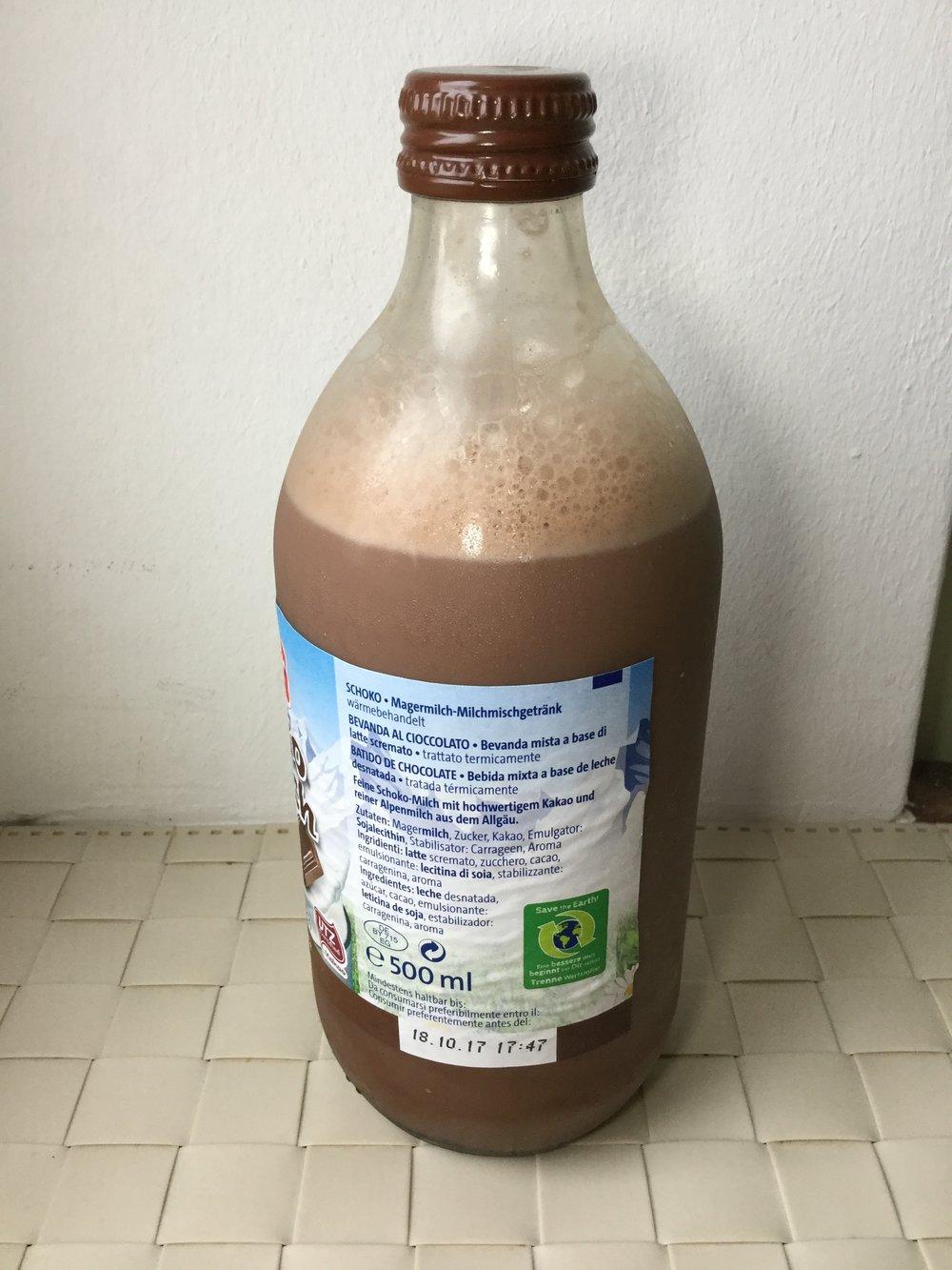 Saliter Schoko Milch Side 2