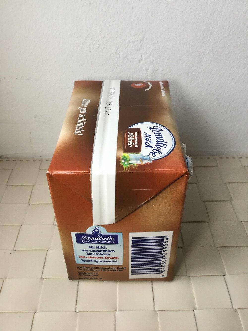 Landliebe Milch Schoko Side 2
