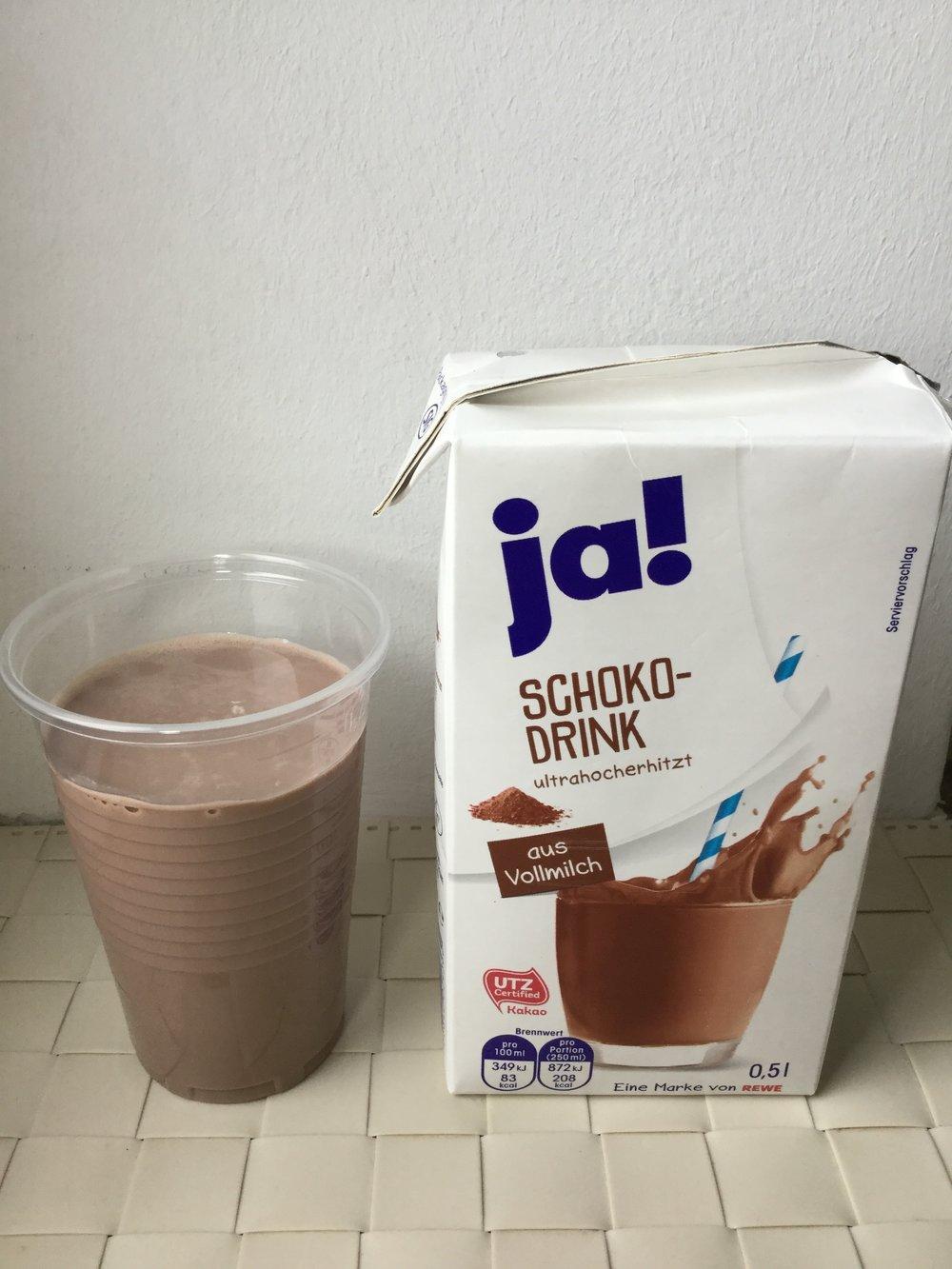Ja! Schoko-Drink Cup