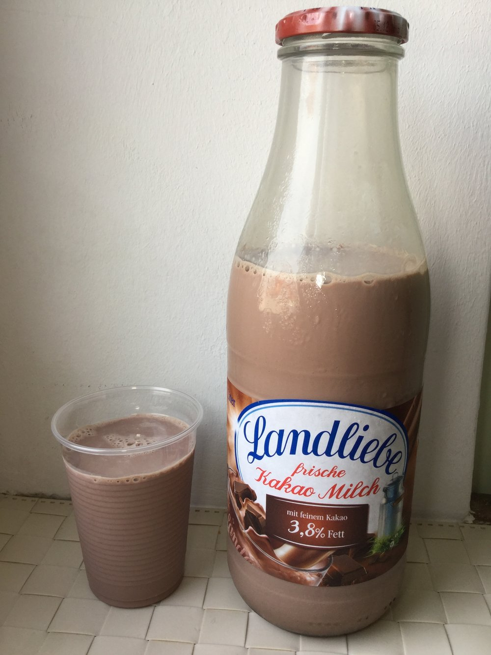 Landliebe Frische Kakao Milch Cup