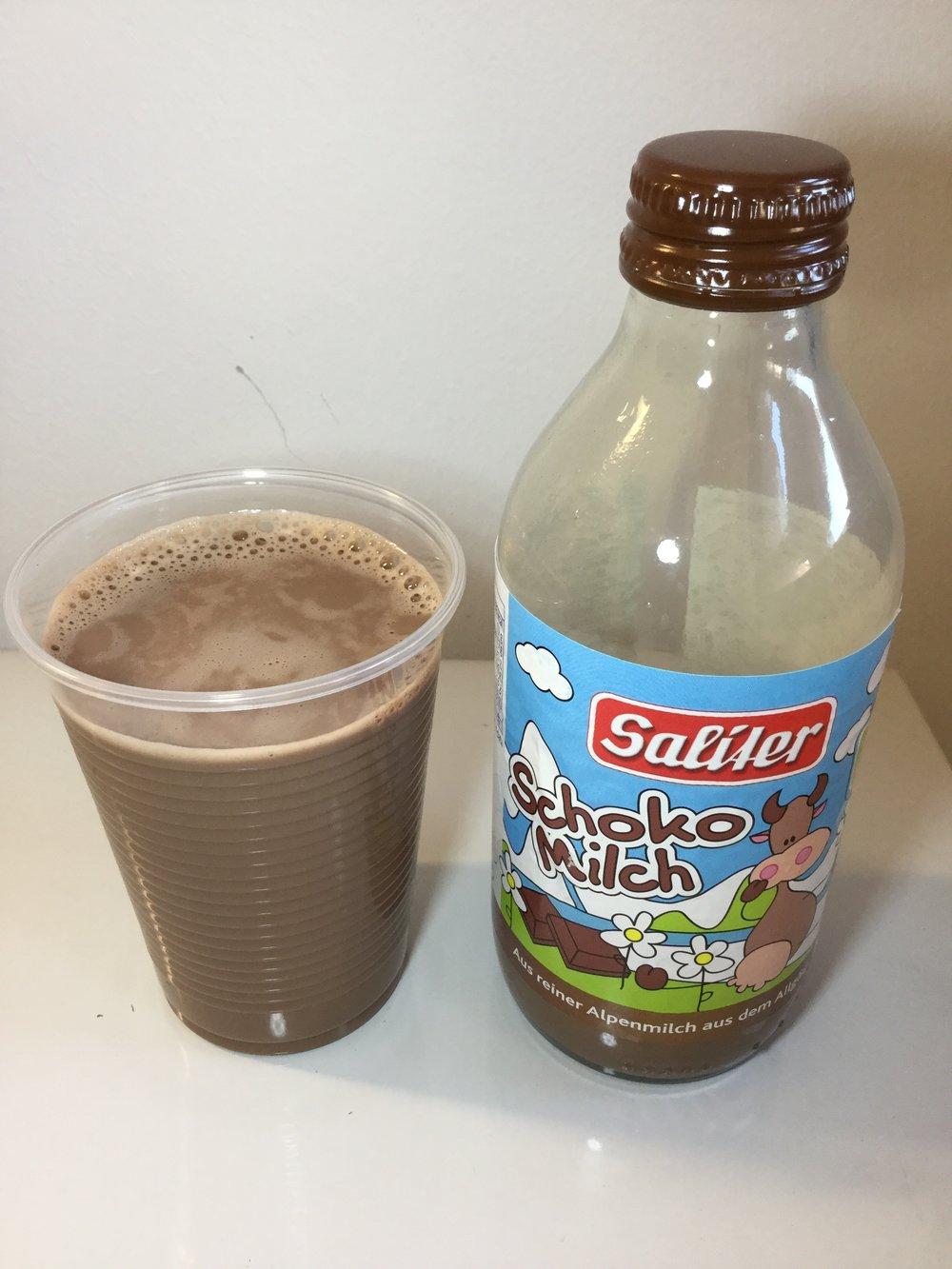 Saliter Schoko Milch (250mL) Cup