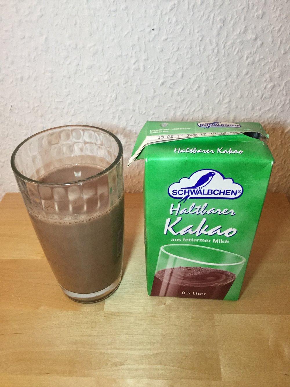 Schwälbchen Haltbarer Kakao Cup