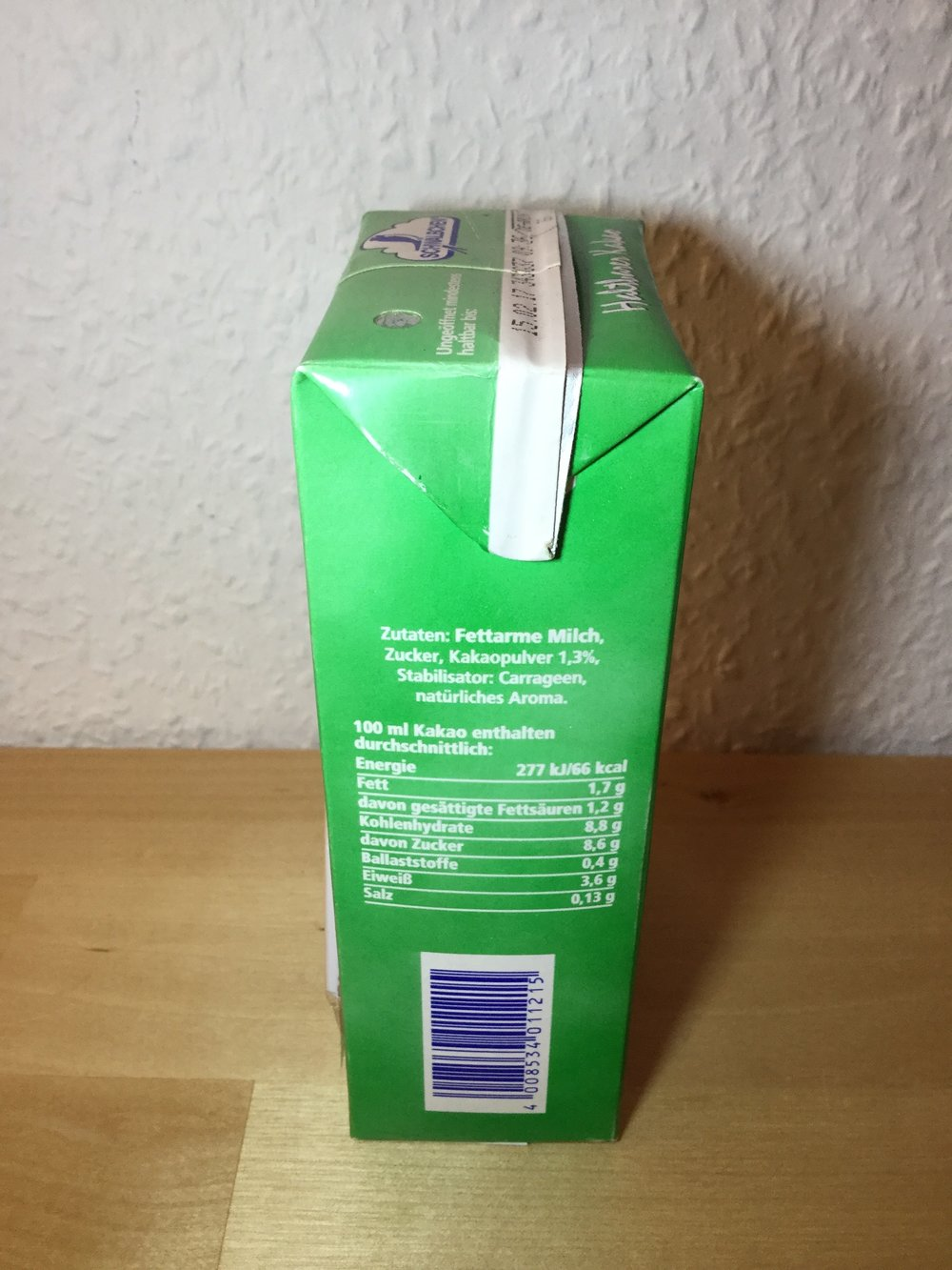 Schwälbchen Haltbarer Kakao Side 1