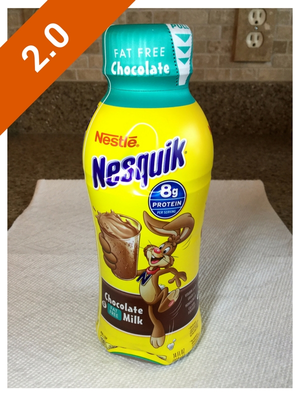 Nestle nesquik fat free chocolate milk afoolzerrand sciox Choice Image