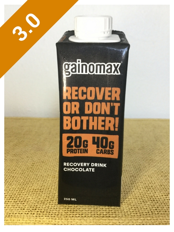 gainomax recovery drink