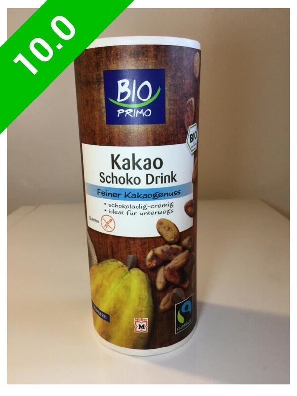 Bio Primo Kakao Schoko Drink (Austria)
