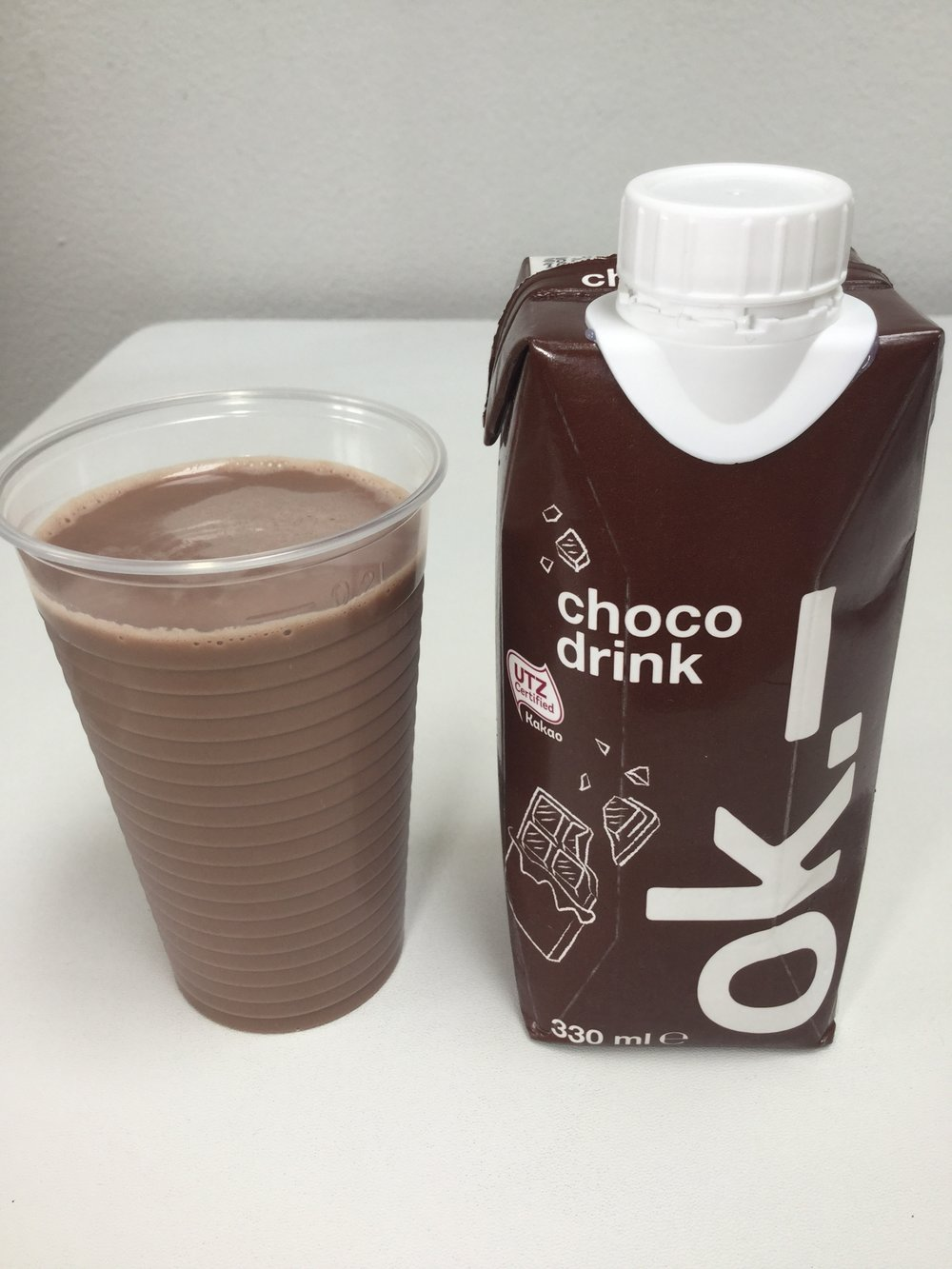 OK.- Choco-Drink (330mL) — afoolzerrand.com