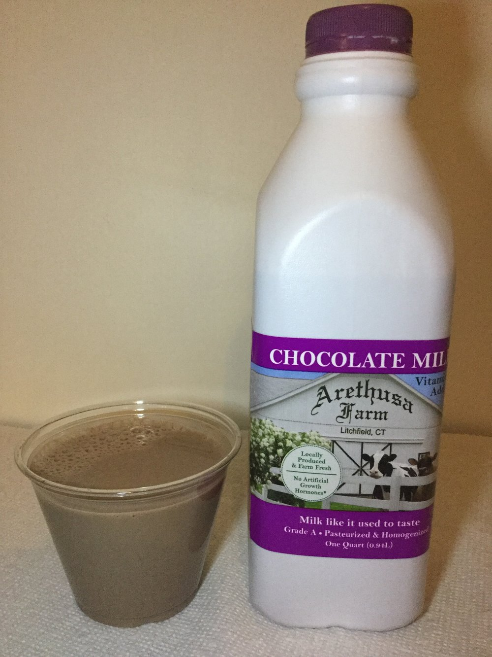 Arethusa Farm Chocolate Milk Cup