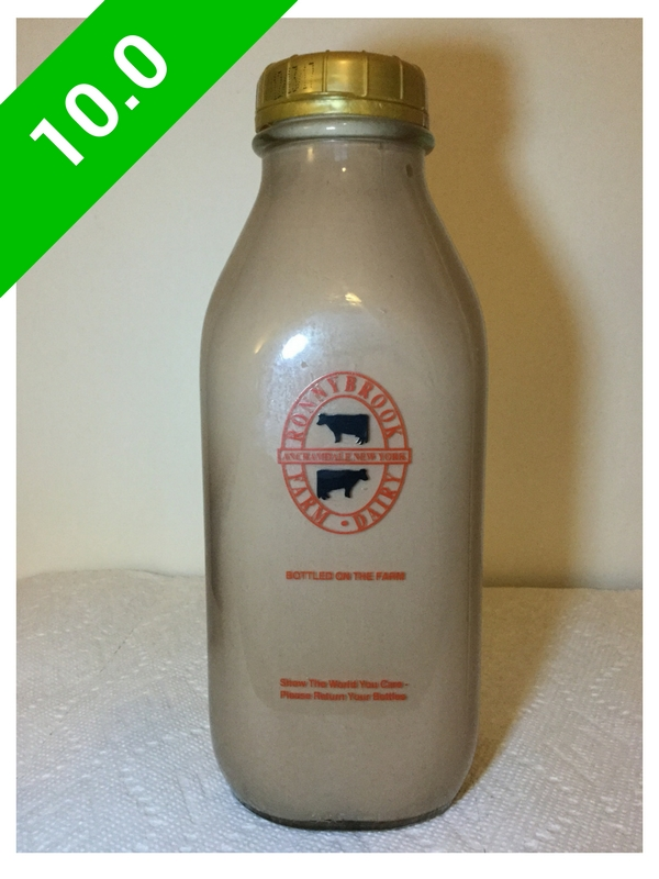Ronnybrook Farm Dairy Creamline Chocolate Milk (USA: NY)
