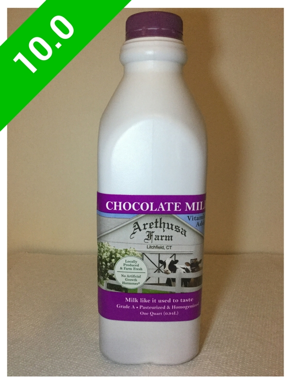 Arethusa Farm Chocolate Milk (USA: CT)