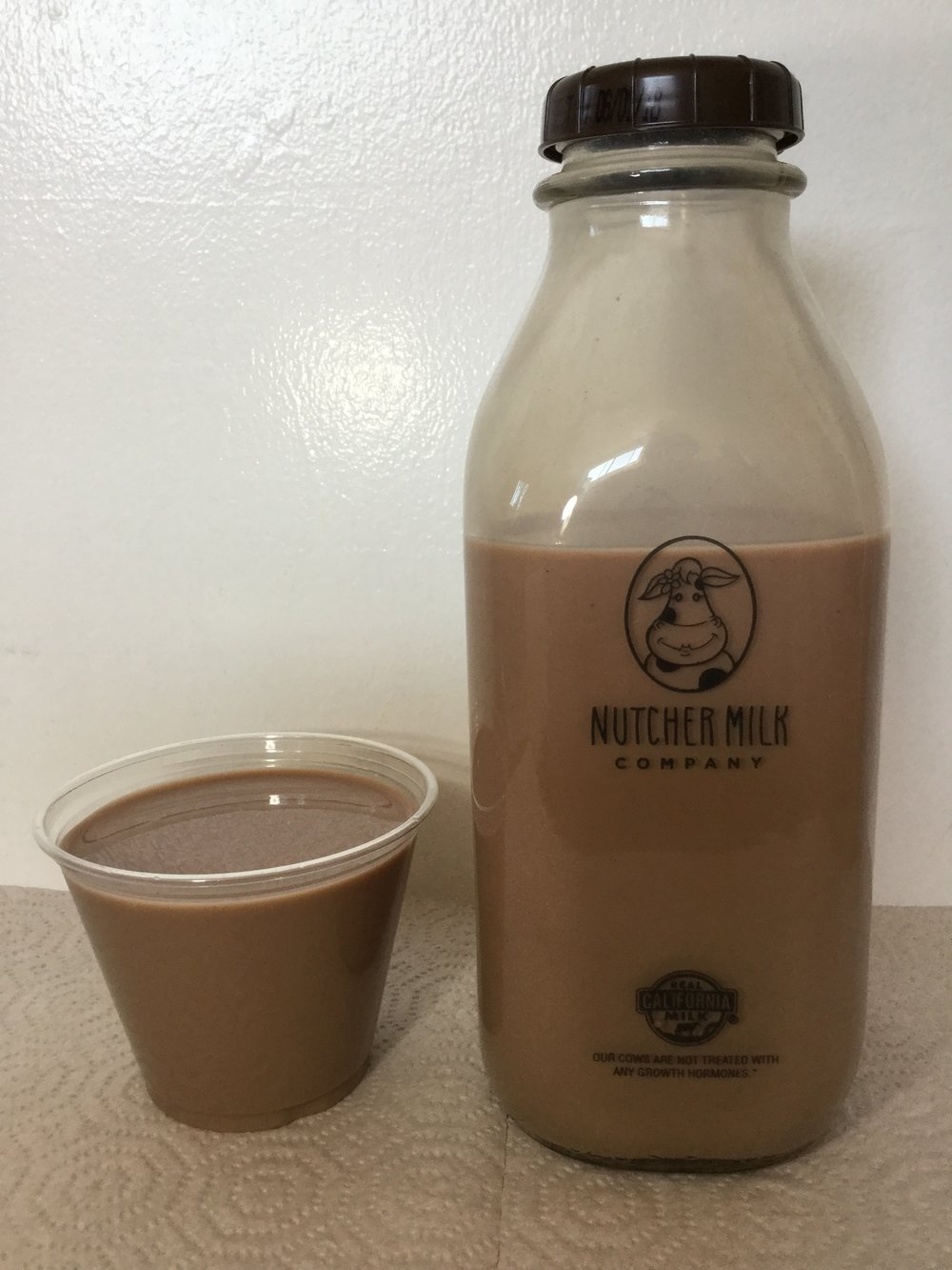 Nutcher Chocolate Milk Cup
