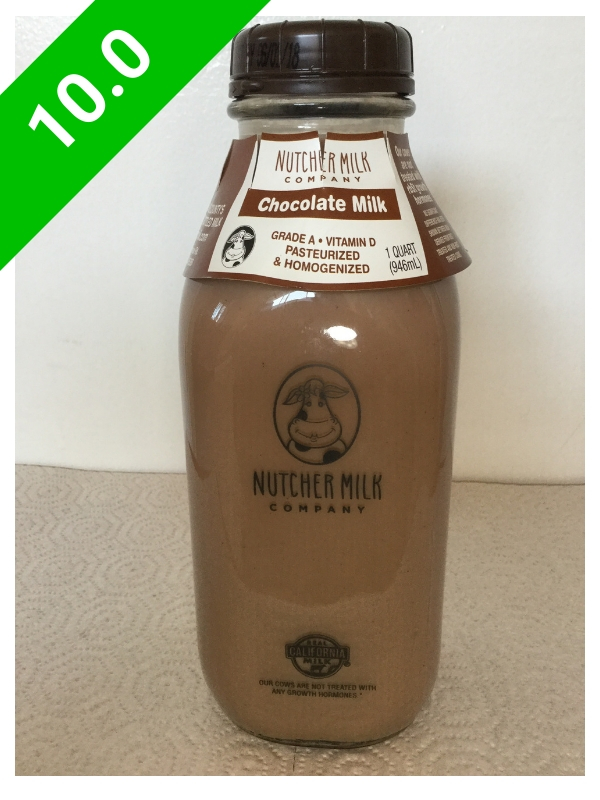 Nutcher Milk Company Chocolate Milk (USA: CA)