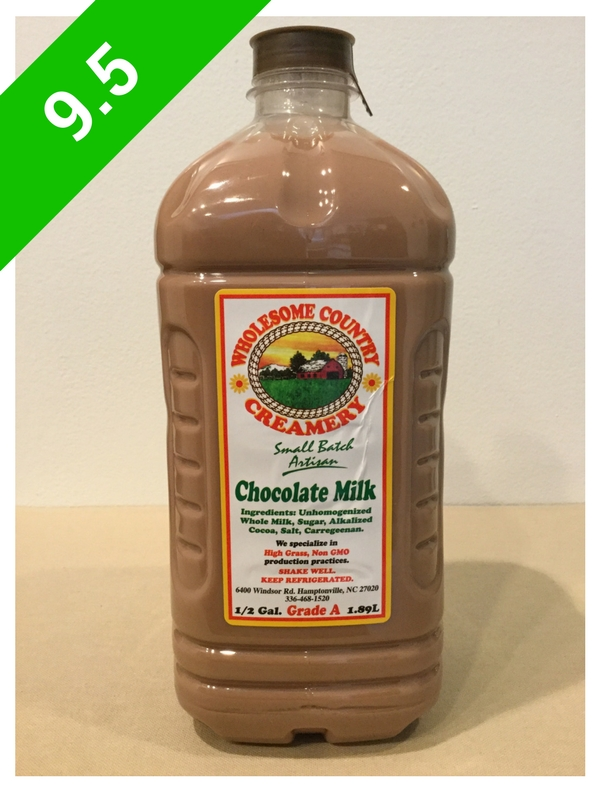 Wholesome Country Creamery Chocolate Milk (USA: NC)