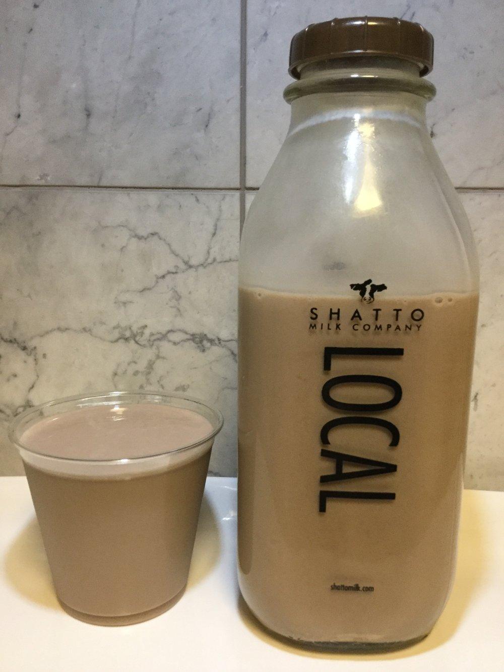 Shatto Chocolate Milk Cup