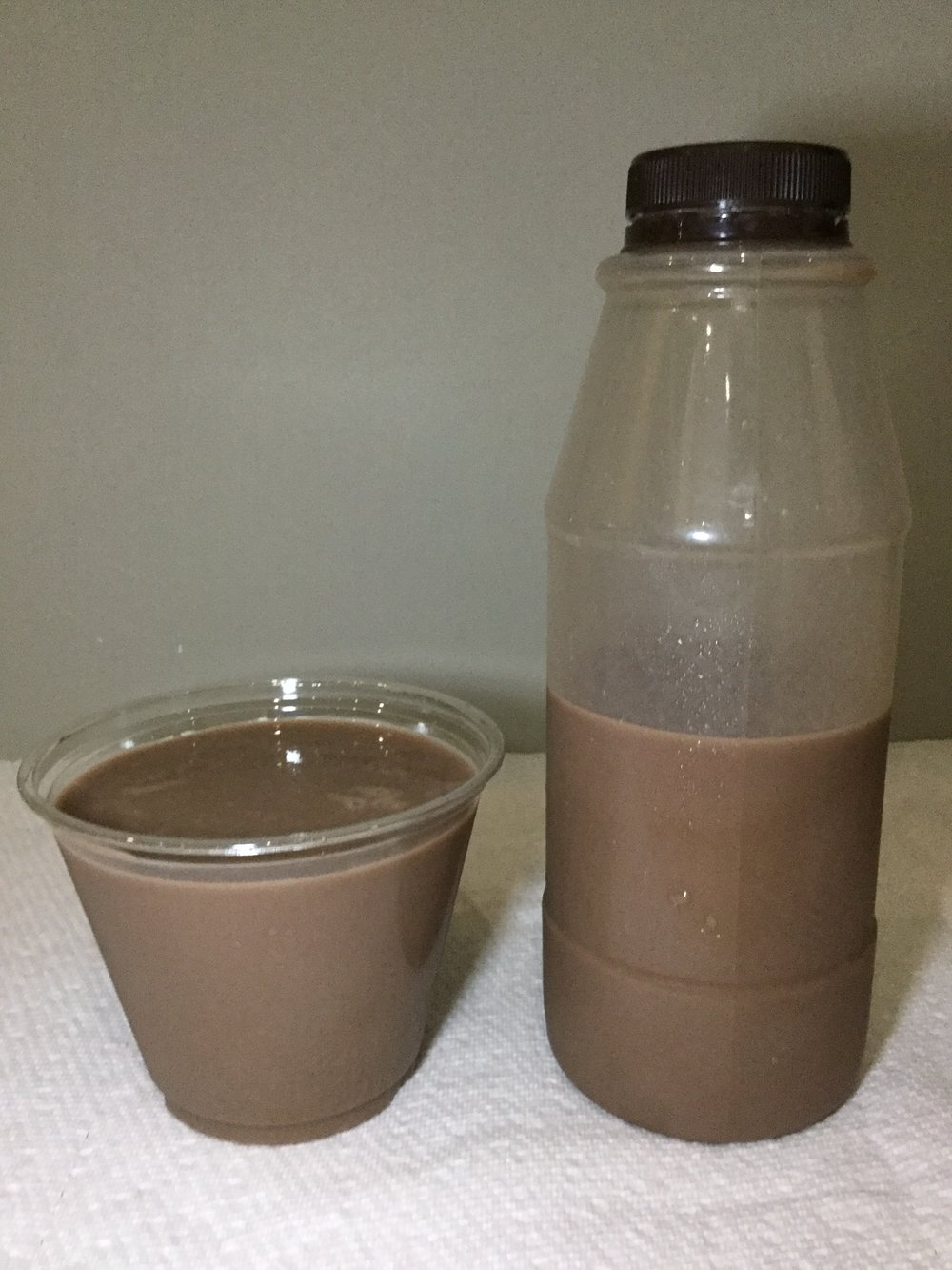 Calder Bros Chocolate Milk Cup