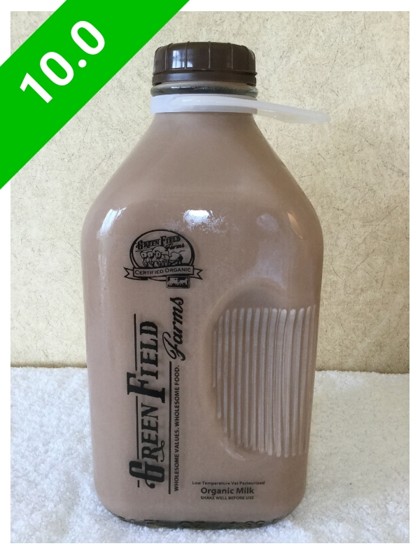 Green Field Farms Organic Chocolate Milk (USA: OH)