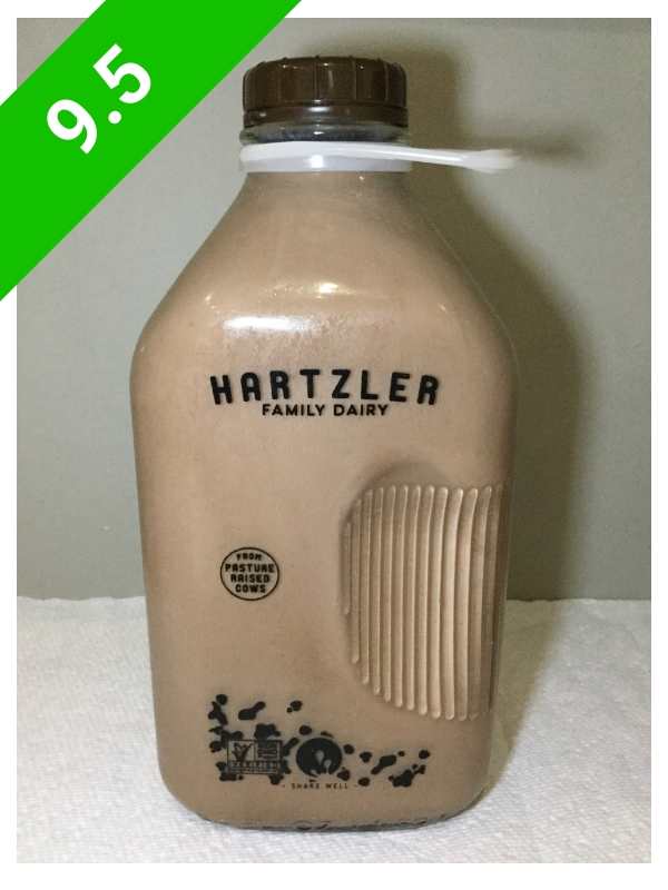 Hartzler Family Dairy Chocolate Milk (USA: OH)