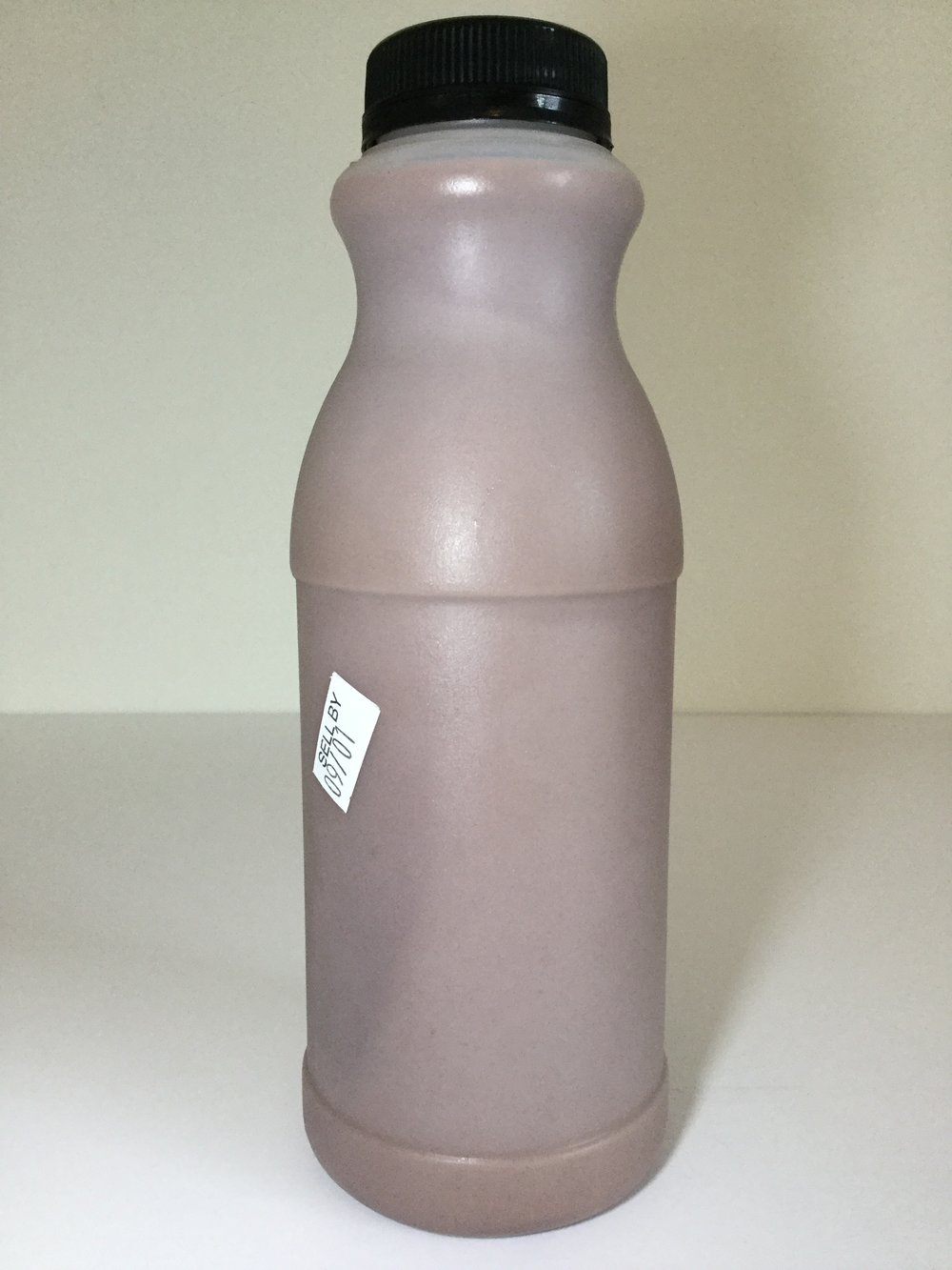 Edgewood Creamery Chocolate Milk Side 1