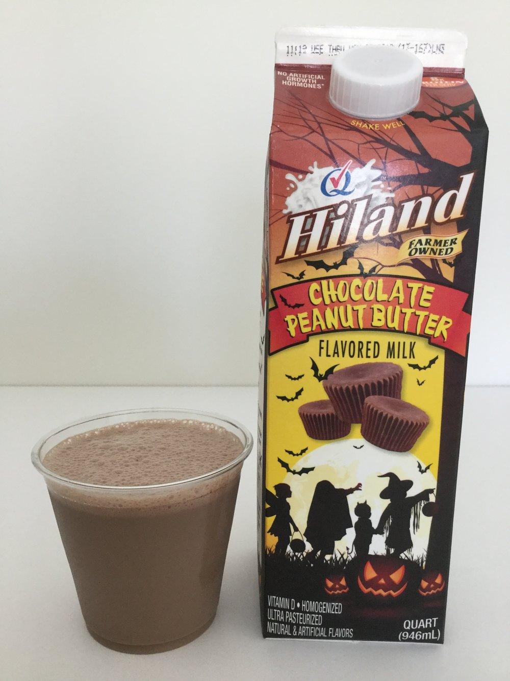 Hiland Chocolate Peanut Butter Milk Cup