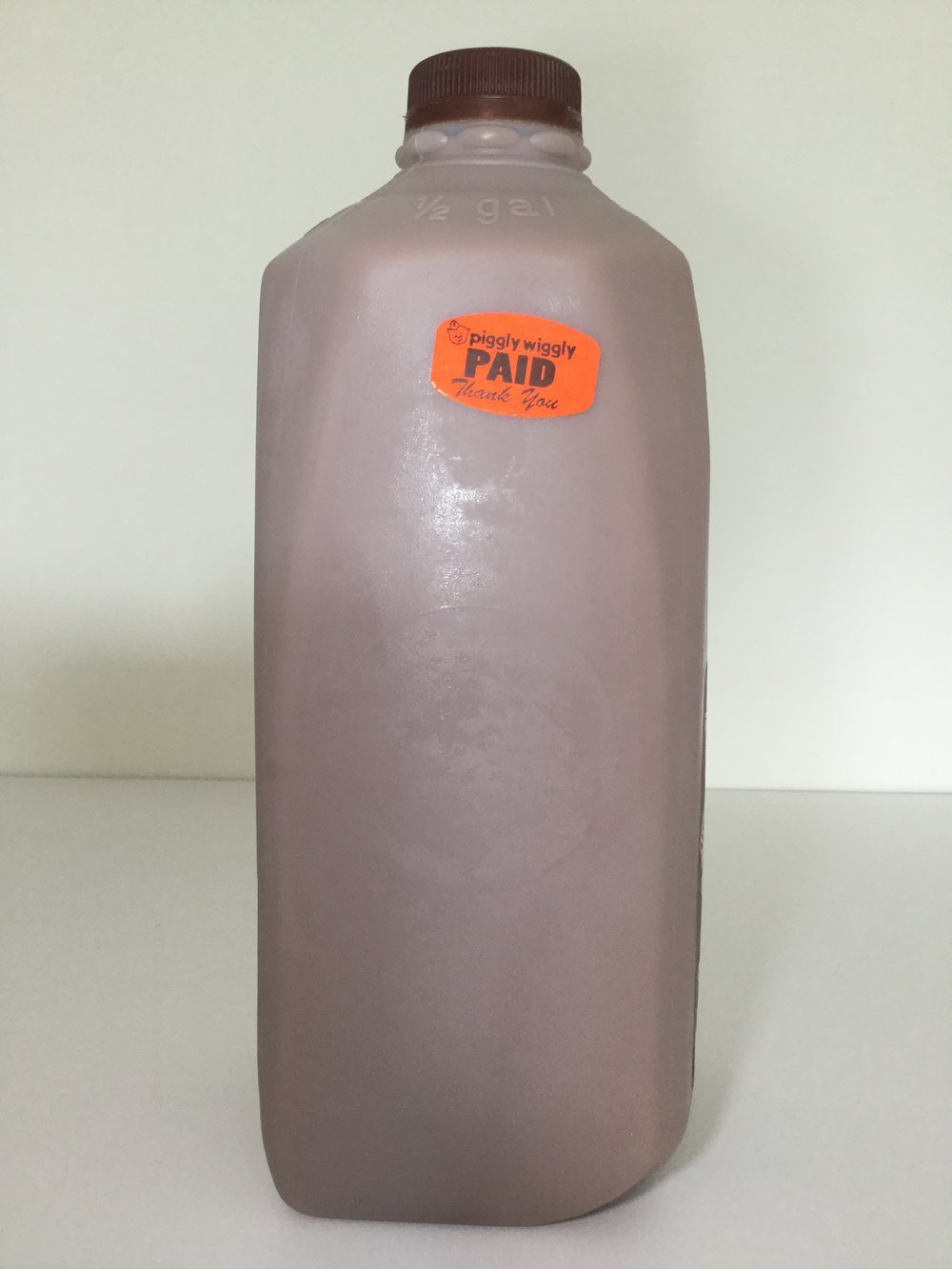 Piggly Wiggly Lowfat Chocolate Milk Side 2