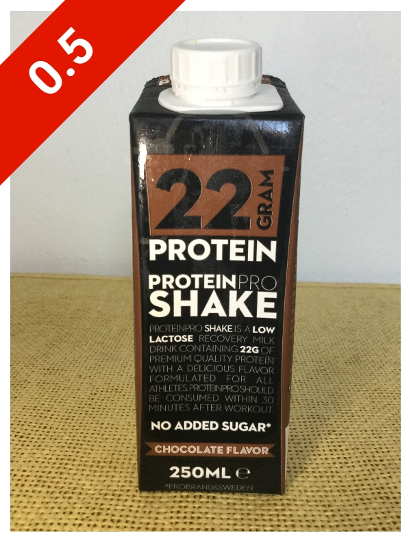 protein pro dryck