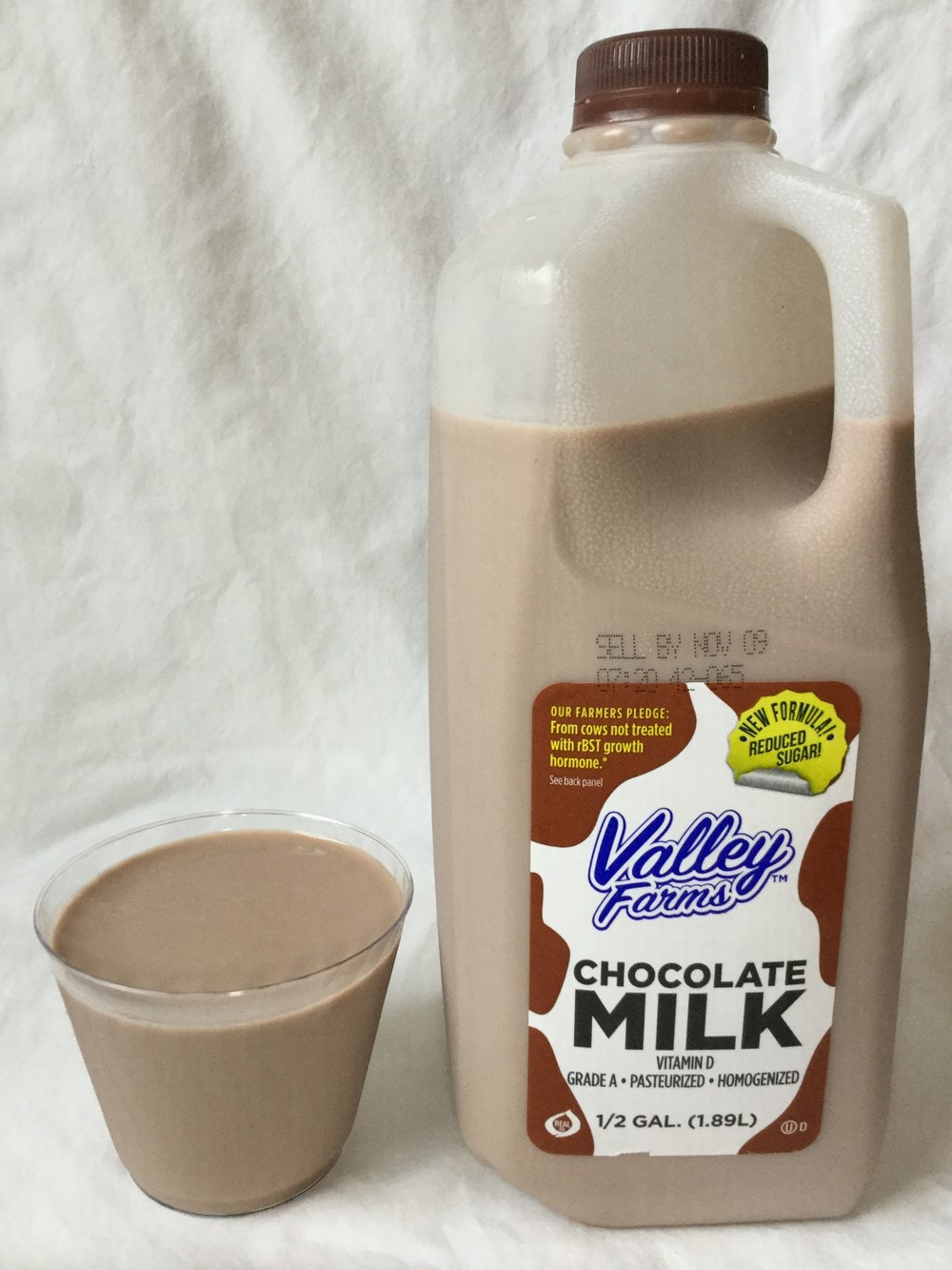 Valley Farms Chocolate Milk Cup