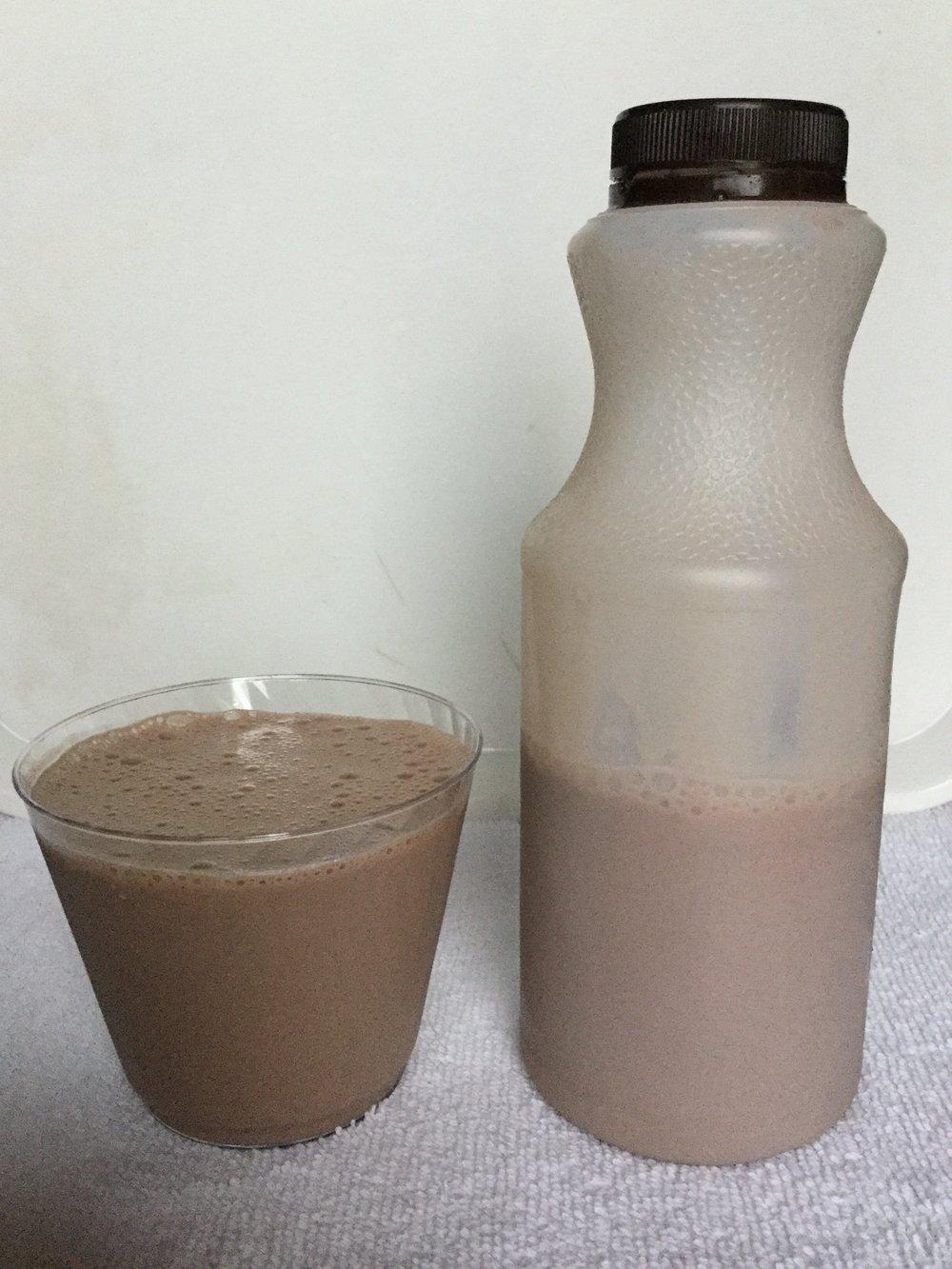 Manning Farm Dairy Chocolate Milk Cup