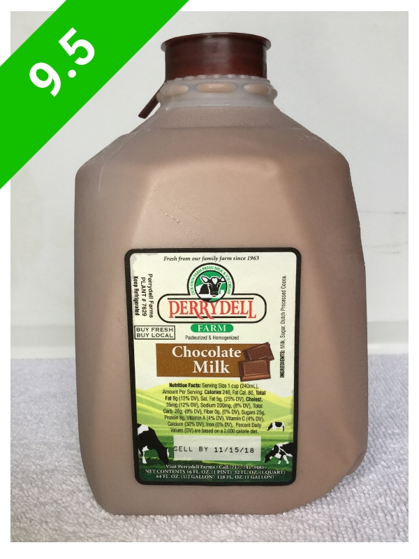 Perrydell Farm Chocolate Milk (USA: PA)