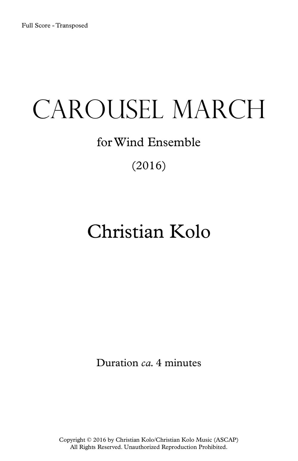 Carousel March (Works Cover).jpg