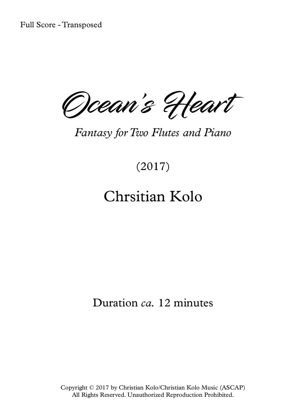 Ocean's Heart (Works Cover).jpg