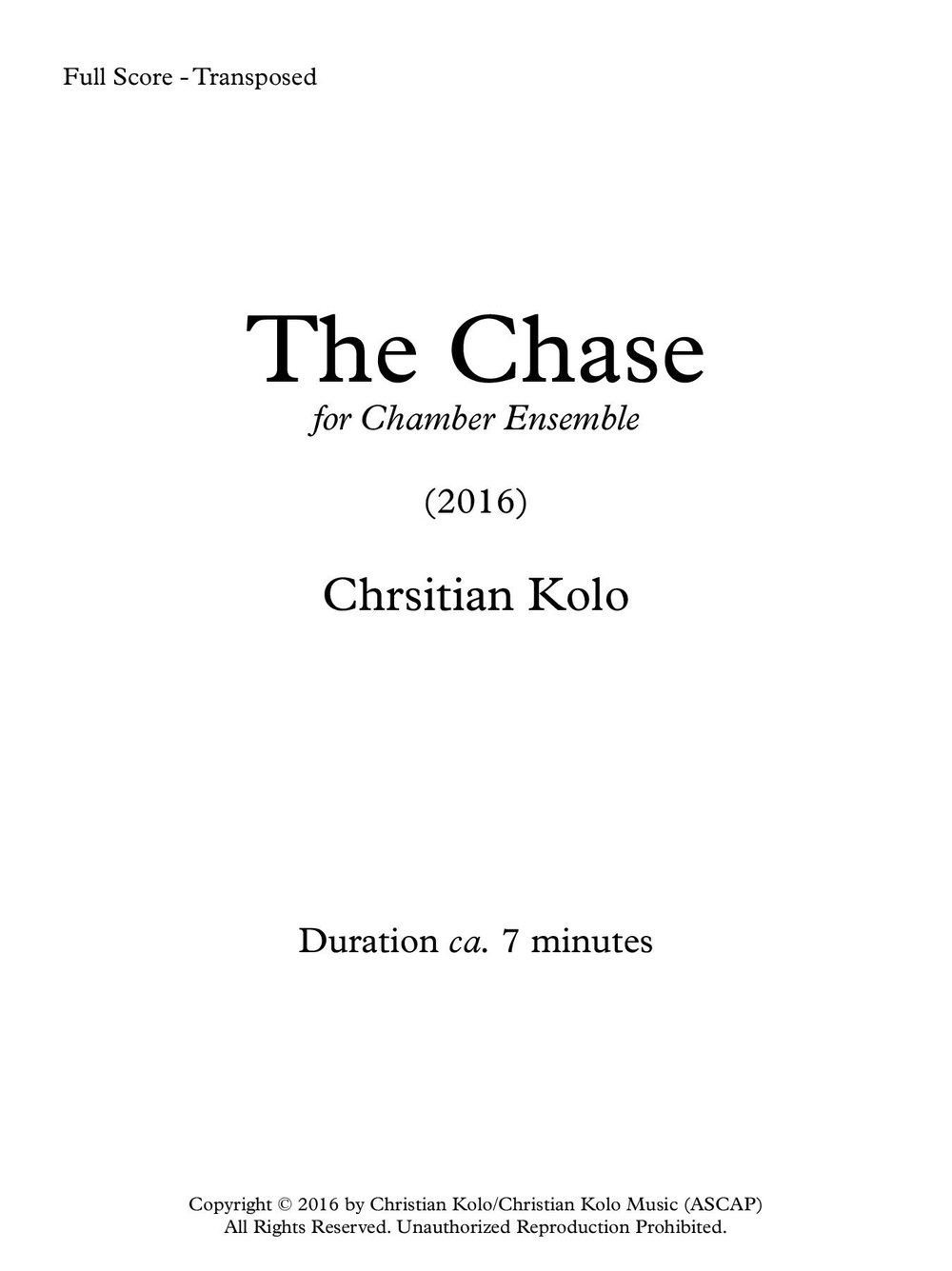The Chase (Works Cover) - Chamber Ensemble.jpg