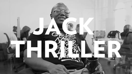"JACK THRILLER - ROCKING OUR ""CHANCES"" TEE"