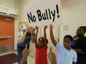 Bullying even comes from adults sometimes — often arrogant adults who try to bully their way to success.