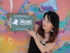 Haikaa Yamamoto: Singer, songwriter, peace activist