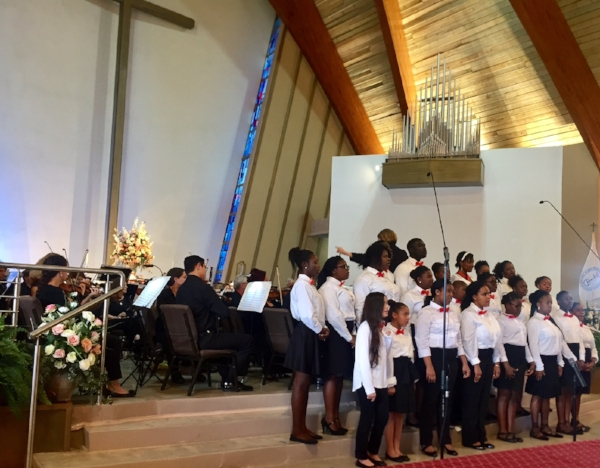 The New River Orchestra and St. Clements Children's Choir