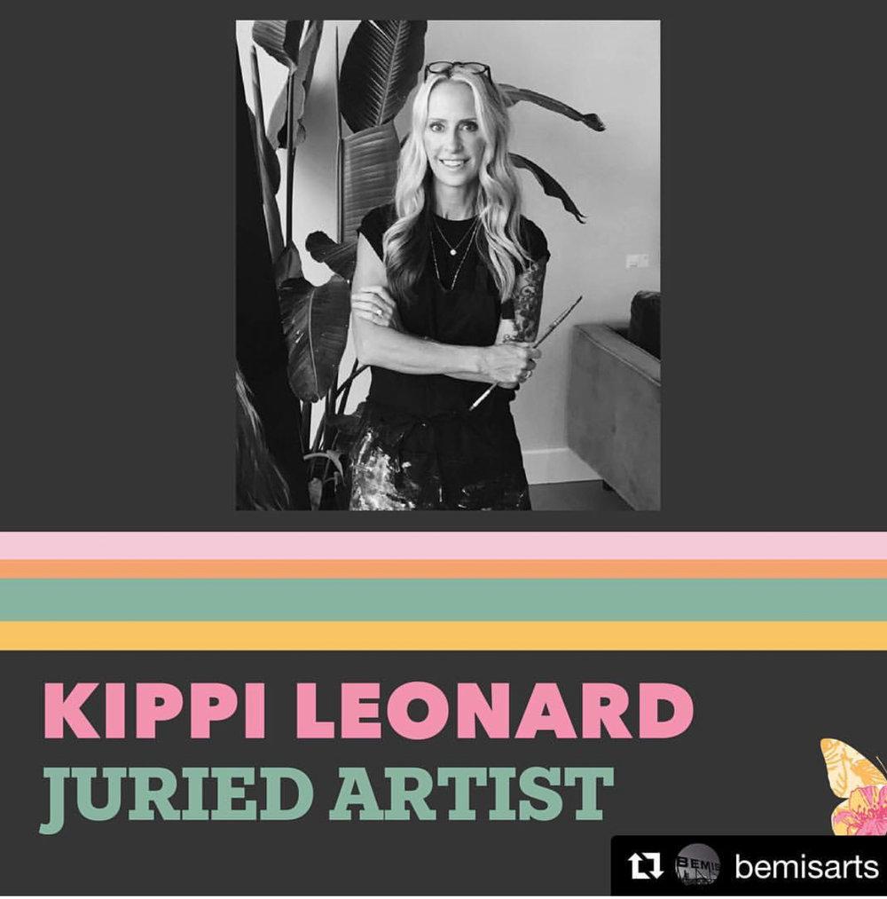 Juried Artist 2018 Spring Art Show, Seattle WA