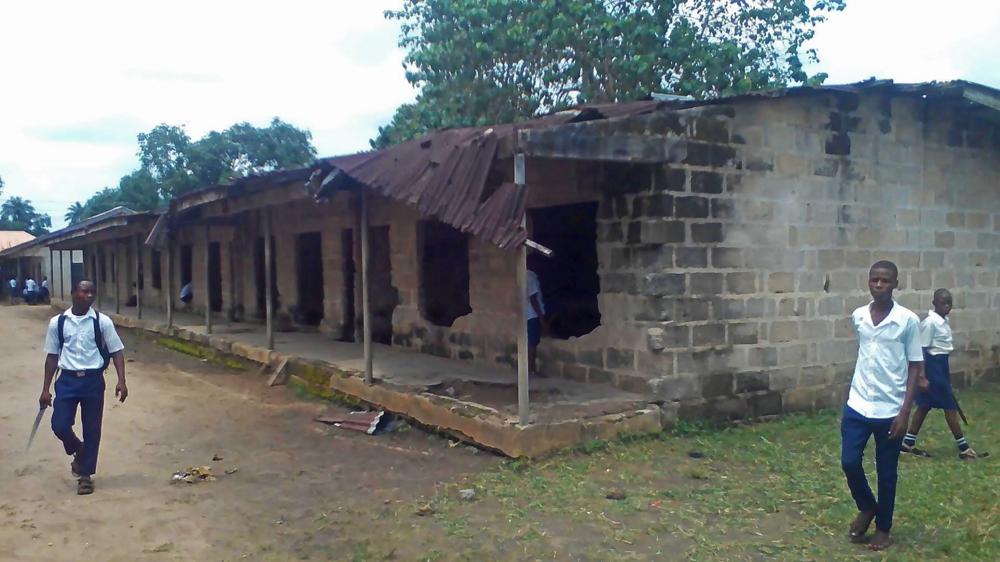 Assembly and Examination Hall