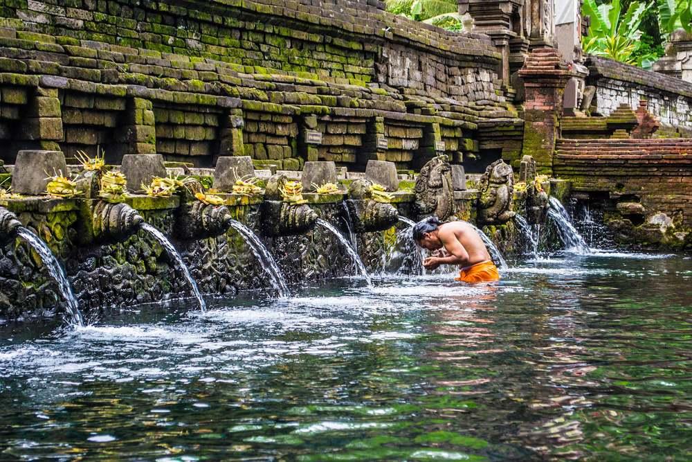 Tirta Empul Temple.