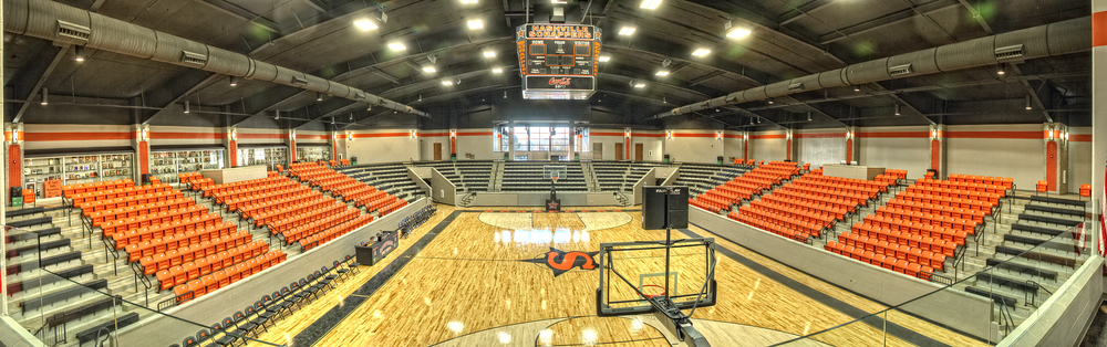 Nashville High School Scrapper Arena - Nashville, Ar