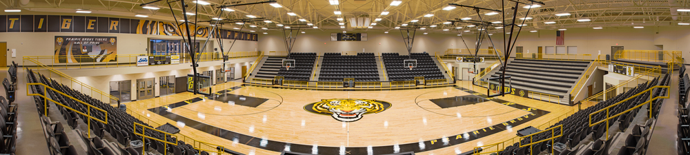 PRAIRIE GROVE HIGH SCHOOL - PRAIRIE GROVE, AR